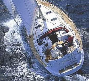 Beneteau Oceanis 411 (code:ORV1) - Split - Charter embarcation Croatie