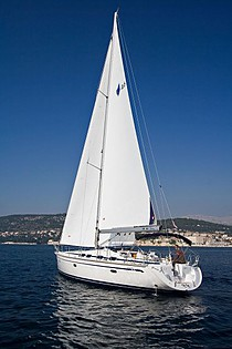 Bavaria 46 (code:ORV9) - Split - Charter embarcation Croatie
