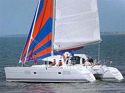 Lagoon 380 (code:ULT1) - Kastel Gomilica - Charter hajókHorvátország