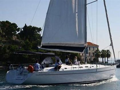 Beneteau Cyclades 50.5 (code:ULT13) - Каштель Гомилица - Чартер ХорватияХорватия