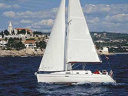 Beneteau Oceanis 311 (code:ULT17) - Trogir - Charter boten Kroatië