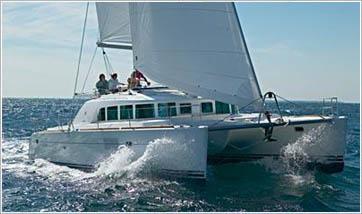 Lagoon 440 (code:SAT8) - Split - Charter hajókHorvátország