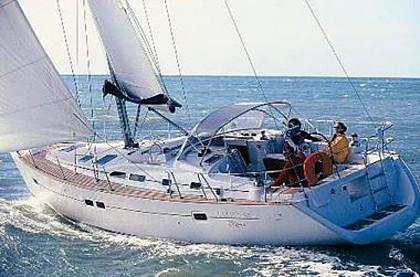 Beneteau Oceanis 423 (code:ULT23) - Trogir - Charter plovila Hrvaška