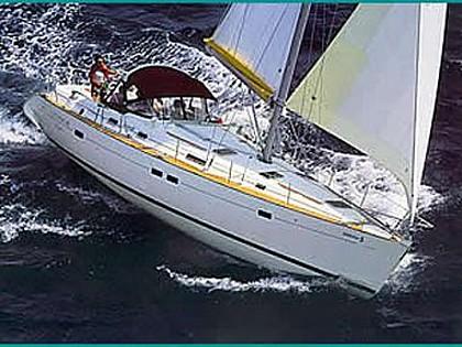 Beneteau Oceanis 411 (code:ULT28) - Trogir - Charter plovila Hrvaška