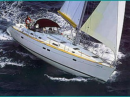 Beneteau Oceanis 411 (code:ULT30) - Dubrovnik - Charter plovila Hrvaška