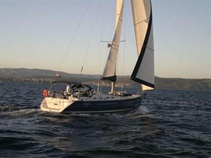 Beneteau Oceanis 473 (code:ULT32) - Kastel Gomilica - Charter ships Croatia
