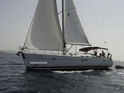 Beneteau Oceanis 473 (code:ULT33) - Dubrovnik - Charter plovila Hrvatska