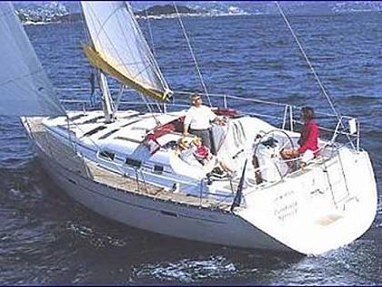 Beneteau Oceanis 393 (code:ULT35) - Kaštel Gomilica - Charter plovila Hrvatska