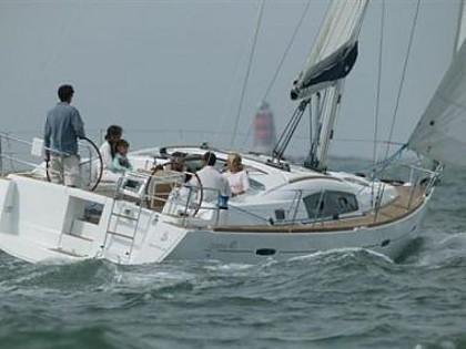 Beneteau Oceanis 40 (code:ULT43) - Dubrovnik - Charter hajókHorvátország