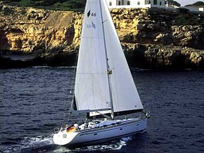 Bavaria 46 (code:WPO4) - Trogir - Charter Boote Kroatien