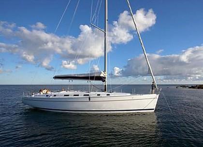 Cyclades 50.4 (code:WPO6) - Dubrovnik - Charter ships Croatia
