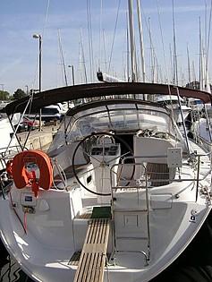 Beneteau Oceanis Clipper 36.1 (code:TAN5) - Zadar - Charter ships Croatia