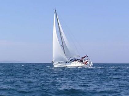 Beneteau Oceanis Clipper 39.3 (code:TAN12) - Zadar - Charter ships Croatia