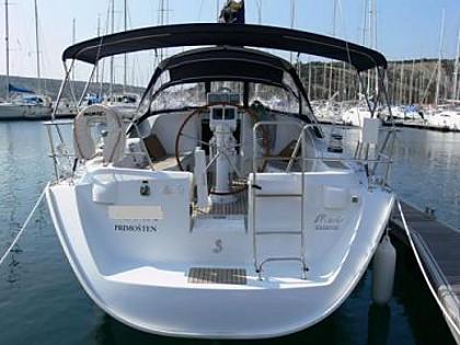 Beneteau Oceanis 393 (code:MAR4) - Примоштен - Чартер ХорватияХорватия
