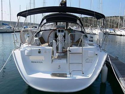 Beneteau Oceanis 393 (code:MAR4) - Primošten - Charter plavidlá Chorvátsko