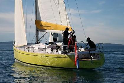Salona 42 (code:MAN2) - Primosten - Charter Boote Kroatien