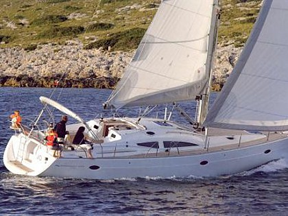 Elan 434 Impression (code:MAN3) - Primosten - Charter embarcation Croatie