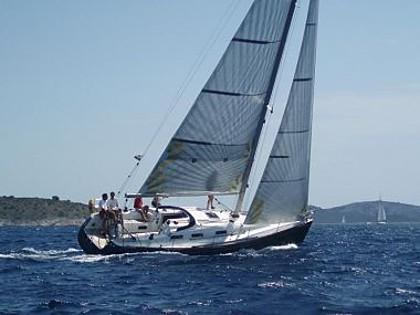 Salona 37 (code:MAN6) - Primosten - Charter embarcation Croatie