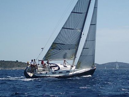 Salona 37 (code:MAN7) - Primosten - Charter embarcation Croatie