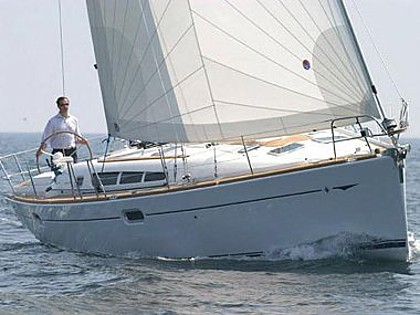 Jeanneau SO 45 (code:MAN23) - Примоштен - Чартер ХорватияХорватия