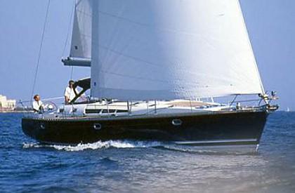Jeanneau SO 52.2 (code:MAN31) - Primosten - Charter ships Croatia