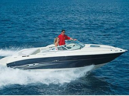 Sea Ray 240 Sunsport Europe (code:NAV4) - Split - Charter embarcation Croatie