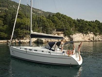 Cyclades 43.4 (code:NAV9) - Split - Charter boten Kroatië