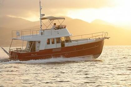 Beneteau Trawler 42 (code:NAV26) - Split - Charter boten Kroatië