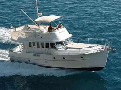 Beneteau Swift Trawler 42 (code:NAV27) - Split - Charter ships Croatia