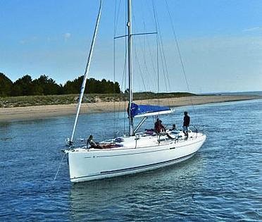 Dufour 455 (code:NCP3) - Šibenik - Charter plavidlá Chorvátsko