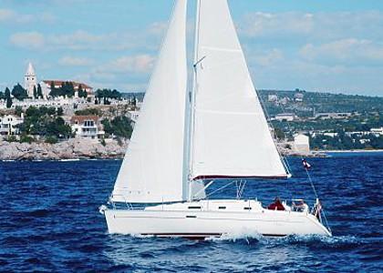 Oceanis Clipper 311 (code:NCP4) - Sibenik - Charter Boote Kroatien