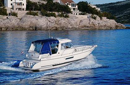 Marex 280 Holiday (code:NCP12) - Sibenik - Charter hajókHorvátország
