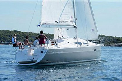 Elan 344 Impression (code:NCP21) - Šibenik - Charter plovila Hrvatska