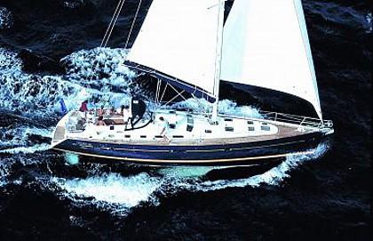 Oceanis Clipper 523 (code:NCP22) - Sibenik - Charter ships Croatia