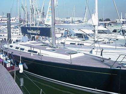 Grand Soleil 45 (code:NCP23) - Sibenik - Charter boten Kroatië