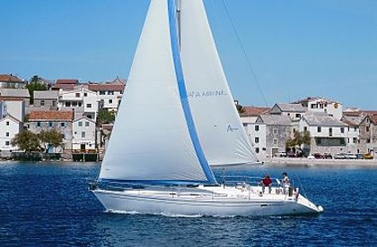 Elan 431 Team (code:NCP26) - Sibenik - Charter ships Croatia