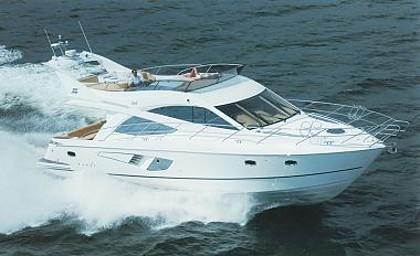 Galeon 530 Fly (code:NCP28) - Sibenik - Charter Boote Kroatien