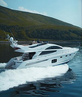 Fairline Phantom 48 (code:NCP32) - Šibenik - Charter plovila Hrvaška