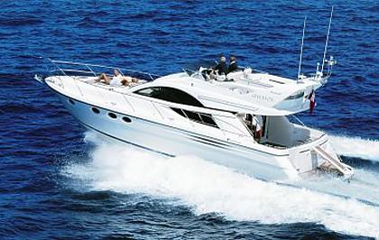 Fairline Phantom 46 (code:NCP33) - Šibenik - Charter plovila Hrvatska