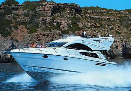 Fairline Phantom 40 (code:NCP34) - Sibenik - Charter Boote Kroatien