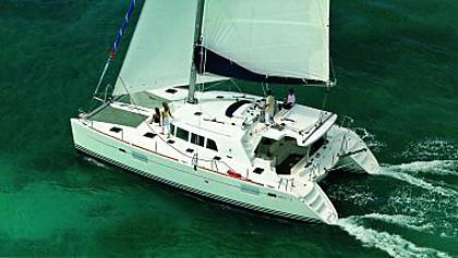 Lagoon 440 (code:NCP40) - Sibenik - Charter hajókHorvátország