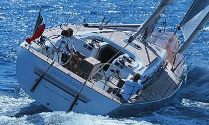 Grand Soleil 56 (code:NCP42) - Sibenik - Charter boten Kroatië