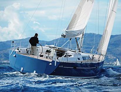 Hanse 540 E (code:NCP44) - Шибеник - Чартер ХорватияХорватия