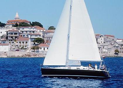 Grand Soleil 40 (code:NCP46) - Šibenik - Charter plavidlá Chorvátsko