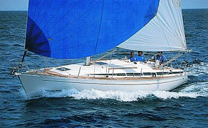 Grand Soleil 37 (code:NCP48) - Sibenik - Charter boten Kroatië