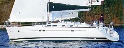 Oceanis Clipper 423 (code:NCP50) - Šibenik - Charter plovila Hrvatska