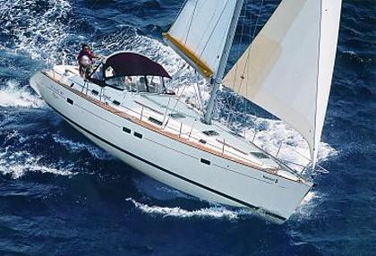 Oceanis Clipper 411 (code:NCP51) - Sibenik - Charter ships Croatia