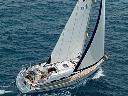 Bavaria 33 (code:WPO8) - Trogir - Charter ships Croatia