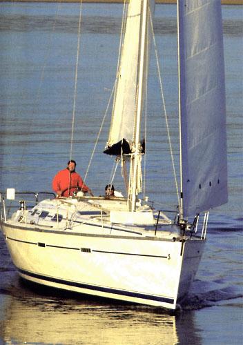 Oceanis 393 (code:WPO16) - Trogir - Charter Boote Kroatien