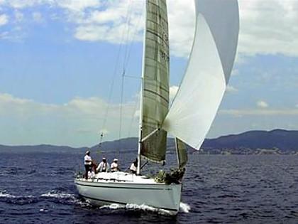 Bavaria 42 Match (code:WPO22) - Trogir - Charter ships Croatia